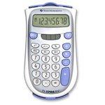 Texas Instruments Basic Calculator(TI1706SV)