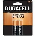 Duracell Copper Top AA 2pk