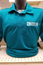Gaston College Criminal Justice Polo Shirt