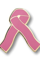 Prestige Medical Pink Ribbon Pin