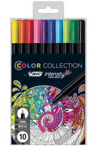 BIC Intensity Color Collection FineLiner 10pk