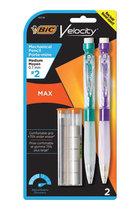 BIC Velocity .7mm Max Mechanical Pencil 2pk