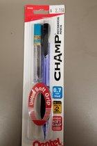 Pentel Champ 0.7mm Mechanical Pencil w/Lead Refill