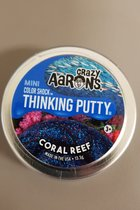 Crazy Aaron's Mini Color Shock Coral Reef Thinking Putty
