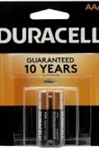 Duracell Copper Top AAA 2pk