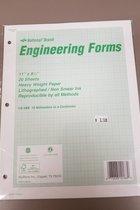 National Brand Engineering Filler Paper