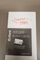 Oxford Dot Grid 3X5 Index Cards
