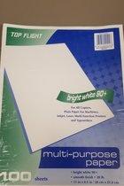 Top Flight Multi-Purpose Paper(100ct)
