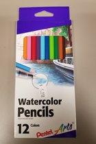 Pentel Watercolor Pencils