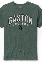 Gaston College Heather Vintage T-Shirt