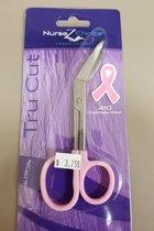 NurseZ Choice Breast Cancer Tru Cut Scissors