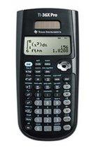 Texas Instruments TI36X Pro Scientific Calculator