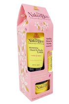 Naked Bee Vanilla, Rose & Honey Gift Collection